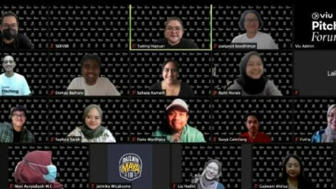 Seberkas Kisah Lalu Menjadi yang Terbaik di Ajang Viu Pitching Forum