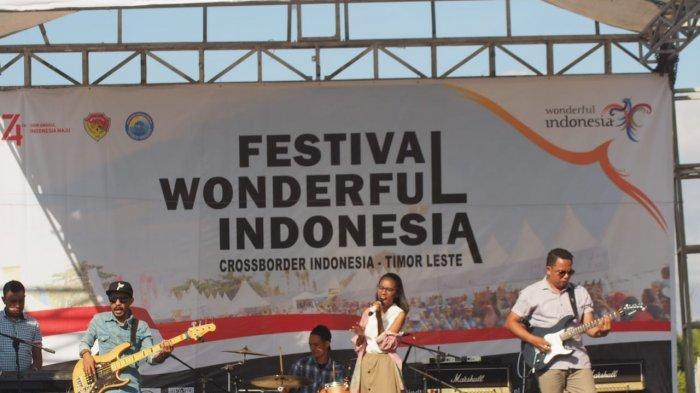 Kemenpar Manfaatkan HUT RI untuk Hadirkan Festival Wonderful Indonesia di Atambua