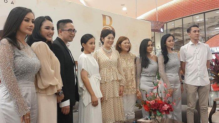 Opening BeauCell Clinic untuk perawatan dermatology, cosmetic dermatology, aesthetic and anti aging, obstetric gynecology, dan plastic surgery di Kuningan City, Jakarta Selatan, Kamis  (12/9/2019).