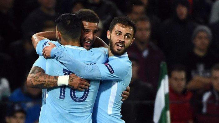 Menanti Duet Maut Manchester City Kontra Watford