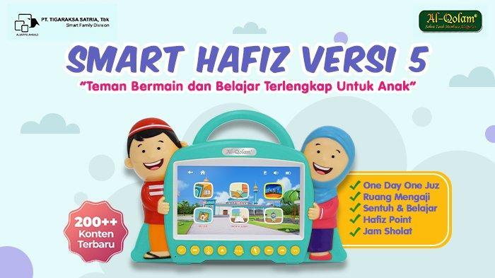 gadget Smart Hafiz Versi 5 manfaat