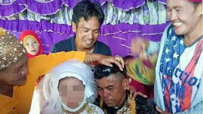 Bocah 13 Tahun Dipaksa Menikah dengan Pria 48 Tahun, Dijadikan Istri Kelima hingga Boleh Sekolah