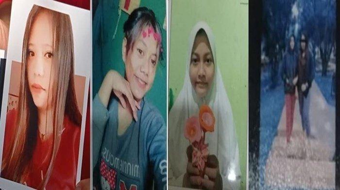 4 Gadis ABG di Palembang Hilang, Orangtua Mereka Cemas, Ternyata Berpetualang Naik Truk ke Padang
