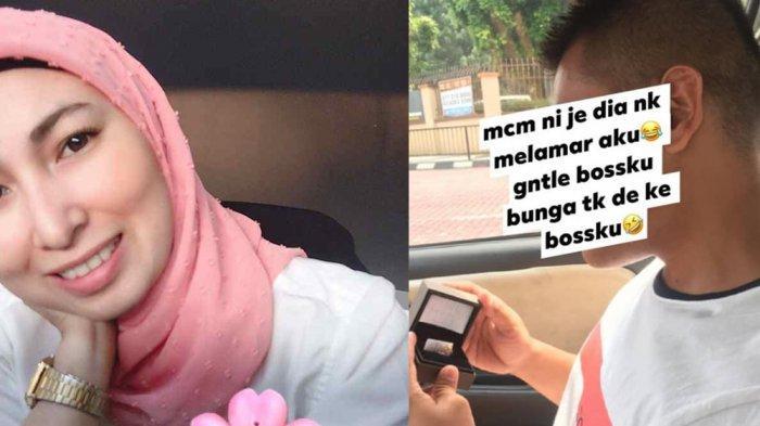 Ryna Aziz. 12 Tahun Pacaran dan Sudah Tunangan, Gadis Cantik Malaysia Ditinggal Kawin Pacar: Shame on You Beb!