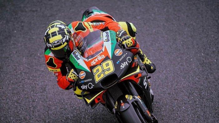 Gagal Tes Doping, Andrea Iannone Terancam Tak Bisa Berlaga di MotoGP Selama 4 Tahun