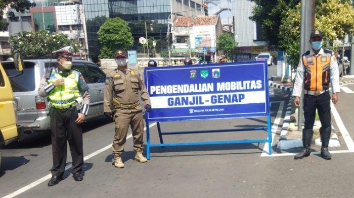 Wakil Gubernur DKI: Sebagian Pengendara Belum Tahu Sistem Ganjil-Genap Diterapkan Kembali