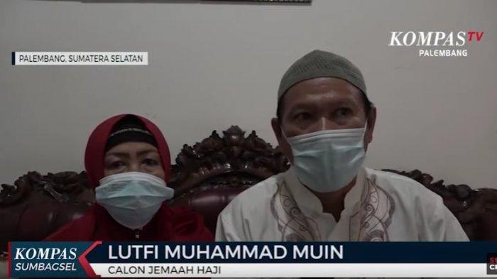Kisah Damar dan Nana Gagal Berangkat Haji, Bertahun-tahun Kumpulkan Tabungan dari Jualan Sapu Lidi