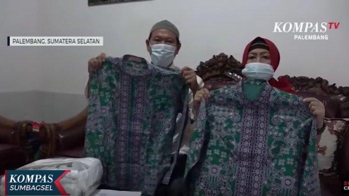 Kisah Pasutri Lansia di Palembang 2 Kali Gagal Berangkat Haji, Mengaku Ikhlas dan Berdoa Tetap Sehat