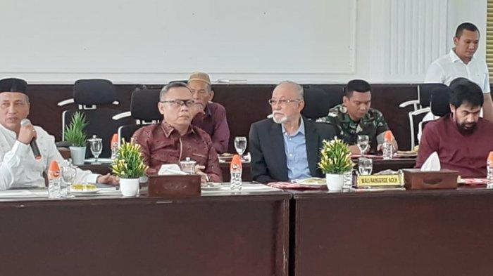 GAM Gelar Pertemuan Tertutup, Suhendra Ditugaskan Bertemu Presiden
