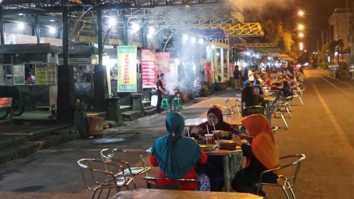 Galabo, Pusat Wisata Kuliner Malam Hari di Kota Solo