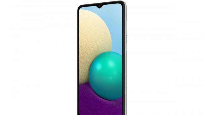 Samsung Galaxy A02 Buat yang Nyari Hape Sejutaan dengan Baterai, Memori dan Layar Besar