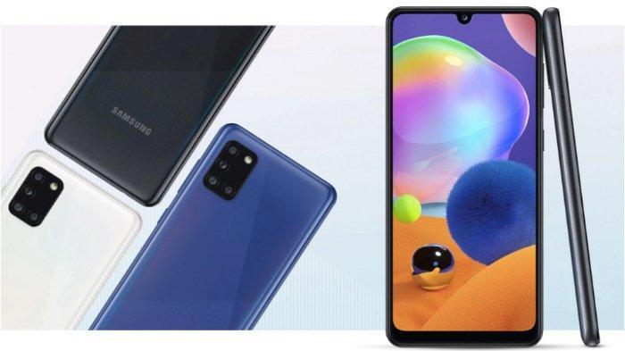 Daftar Harga Hp Samsung Terbaru Juni 2020 Galaxy A31 Ram 8gb Hingga Galaxy A80 Tribunnews Com Mobile