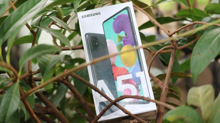 Daftar Harga HP Samsung Bulan Februari 2020, Galaxy A51 hingga Galaxy A71
