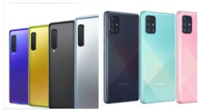 Daftar Harga HP Samsung Terbaru Edisi Februari 2020: Galaxy A20s hingga Galaxy A71 Lengkap