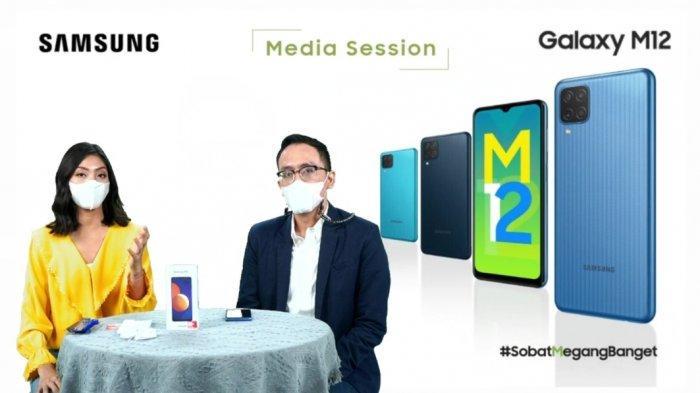 Harga Flash Sale Samsung Galaxy M12 Mulai dari Rp 1,7 Jutaan, Ini Spesifikasi Lengkapnya