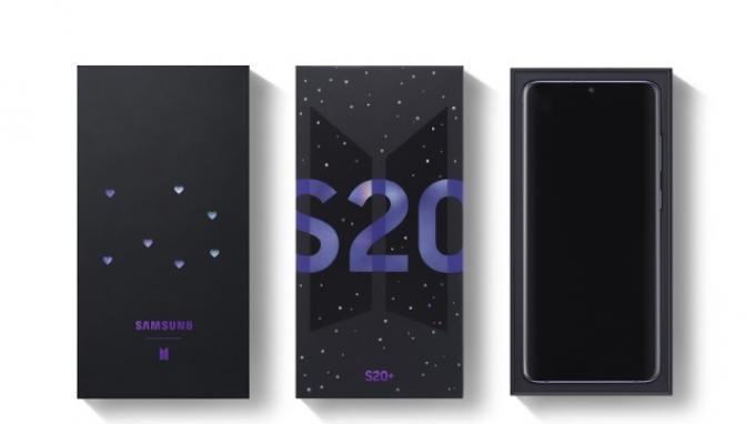 Harga HP Samsung Bulan September 2020, Galaxy A80 hingga Galaxy Note20 Ultra