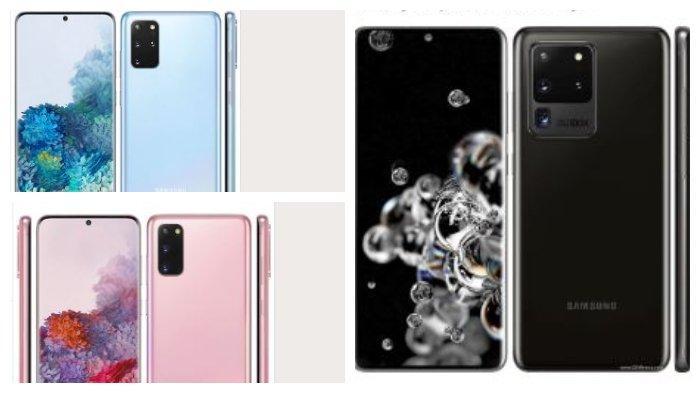 Daftar Harga HP Samsung Terbaru Bulan Februari 2020, Galaxy A20s, Galaxy A71, hingga Galaxy S20