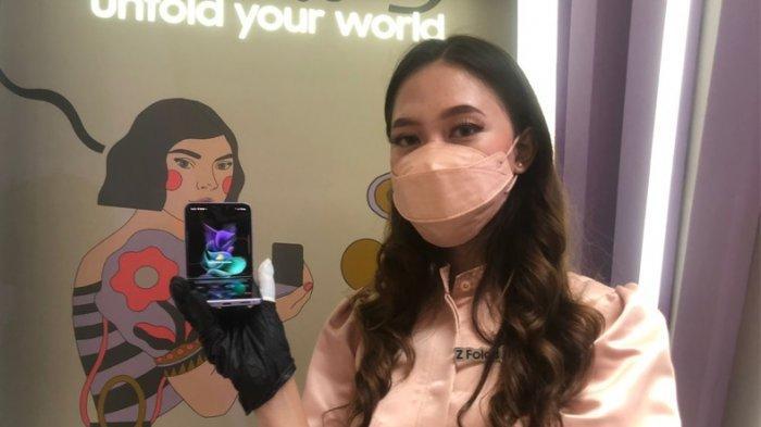 Galaxy Z Foldable Consumer Launch Ajak Masyarakat Rasakan Sensasi Ponsel Lipat