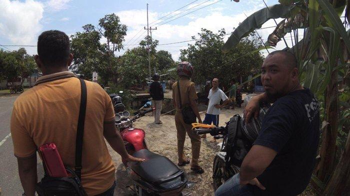Gara-Gara Ditilang, Oknum Pegawai Kontrak Dinas PU Ini Matikan Aliran Air Bersih ke Asrama Polisi