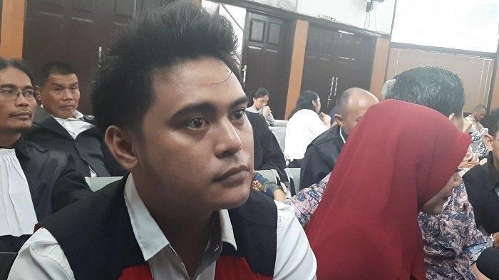 Galih Ginanjar saat ditemui di Pengadilan Jakarta Selatan, Senin (24/2/2020).