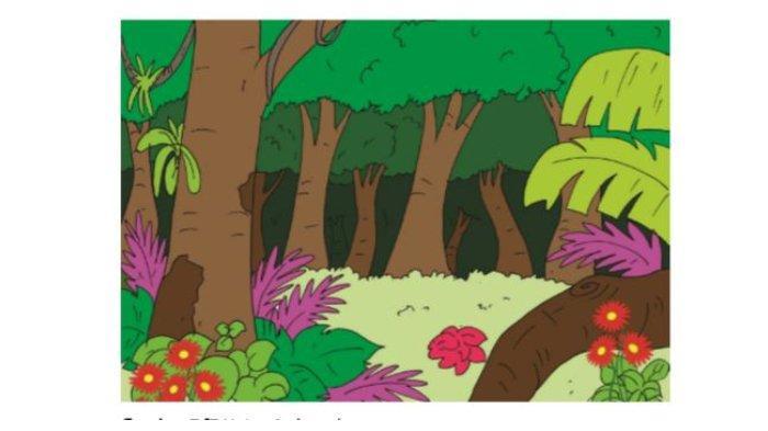 Gambar 3.17 Hutan Indonesia