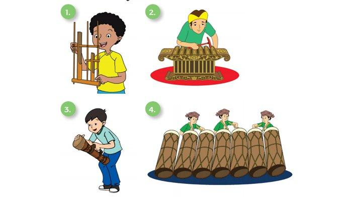Kunci Jawaban Tema 6 Kelas 6 SD Halaman 37, 38, 40, 41 Buku Tematik Pembelajaran 6 Subtema 1