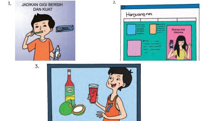 Gambar halaman 104 105 Buku Tematik Tema 9 Kelas 5 SD