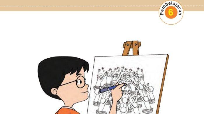 Kunci Jawaban Buku Tematik Tema 9 Kelas 5 SD Halaman 113 114 115 116 Subtema 2 Pembelajaran 6