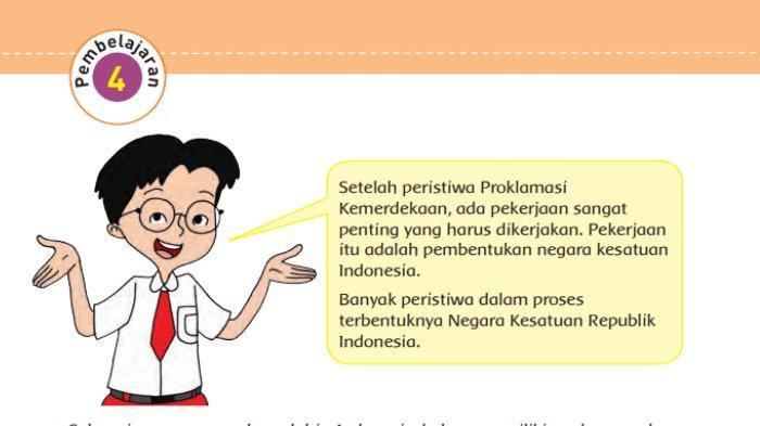 Kunci Jawaban Tema 7 Kelas 5 SD Tematik Subtema 2 Pembelajaran 4 Halaman 112 115 117 121 122