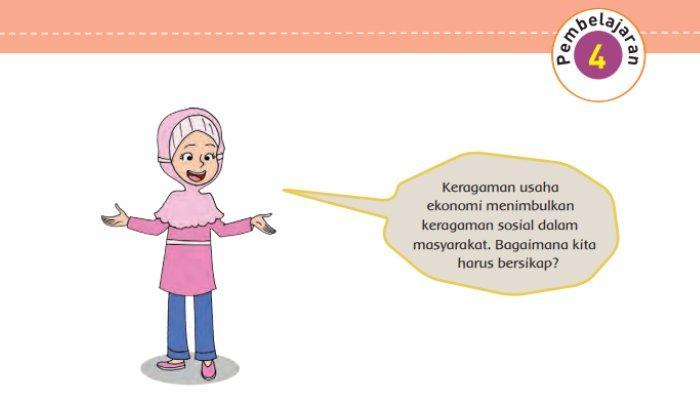 KUNCI JAWABAN Tema 8 Kelas 5 SD Buku Tematik Halaman 119 121 122 123 124 Subtema 3 Pembelajaran 4