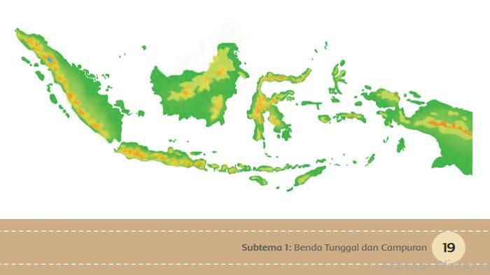 Gambar halaman 19 Peta Indonesia
