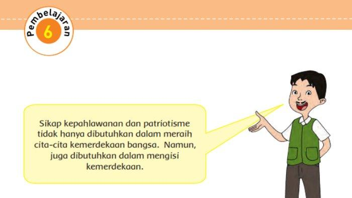 KUNCI JAWABAN Tema 7 Kelas 5 SD Halaman 197 198 199 200 Tematik Subtema 3 Pembelajaran 6
