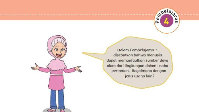 KUNCI JAWABAN Tema 8 Kelas 5 SD Halaman 31 32 33 Tematik Subtema 1 Pembelajaran 4