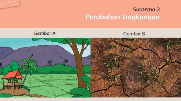 Kunci jawaban Buku Tematik Tema 8 Kelas 5 SD halaman 52, 55, 56, dan 57.
