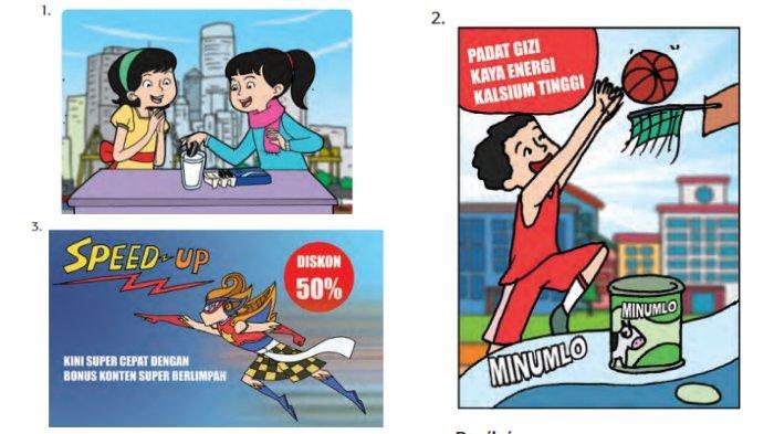 Gambar halaman 71 72 Buku Tematik Tema 9 Kelas 5 SD