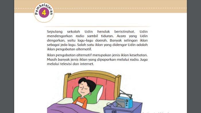 Kunci Jawaban Tema 9 Kelas 5 SD Buku Tematik Halaman 100 101 102 Subtema 2 Pembelajaran 4