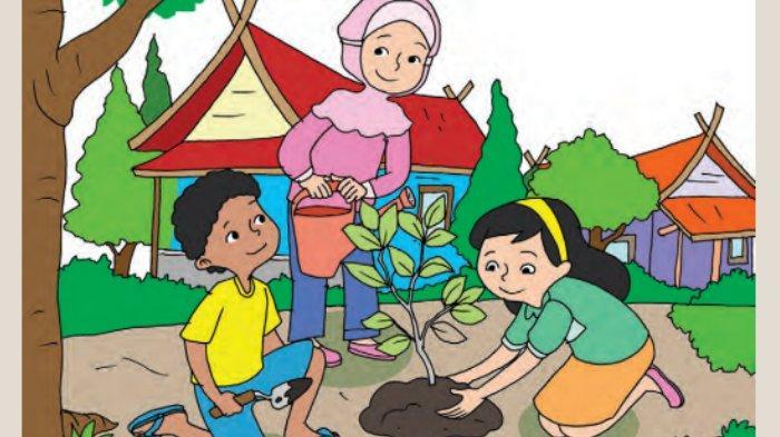 Kunci Jawaban Tema 8 Kelas 5 SD Halaman 97 98 99 101 102 103 Lingkungan Sahabat Kita