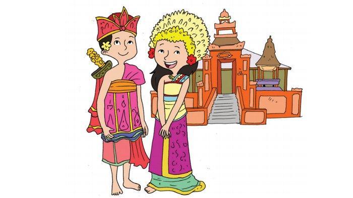 Gambar pakaian Adat Bali