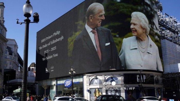 Ratu Elizabeth II Ulang Tahun ke-95 Tanpa Pangeran Philip untuk Pertama Kalinya