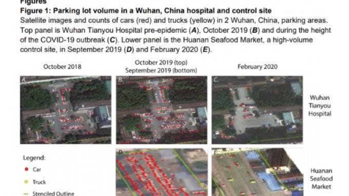 Gambar Satelit Ungkap Wabah Corona di Wuhan Terjadi Berbulan-bulan sebelum Diakui Pemerintah China