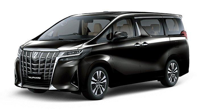 Pajak Mobil Baru Dihapus Harga Mobil Mewah Toyota Alphard Dan Vellfire Tidak Ada Lagi Yang 1 Miliar Tribunnews Com Mobile