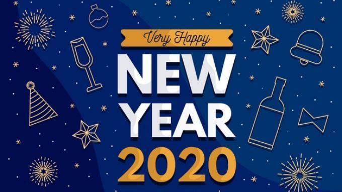 20 Ucapan Selamat Tahun Baru 2020 Bahasa Inggris Indonesia Cocok Jadi Status Di Ig Hingga Whatsapp Tribunnews Com Mobile