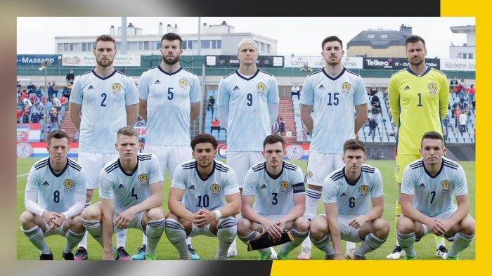 LIVE Streaming Euro 2020 Hari Ini Skotlandia vs Ceko Hari Ini di Mola TV Pukul 20.00 WIB