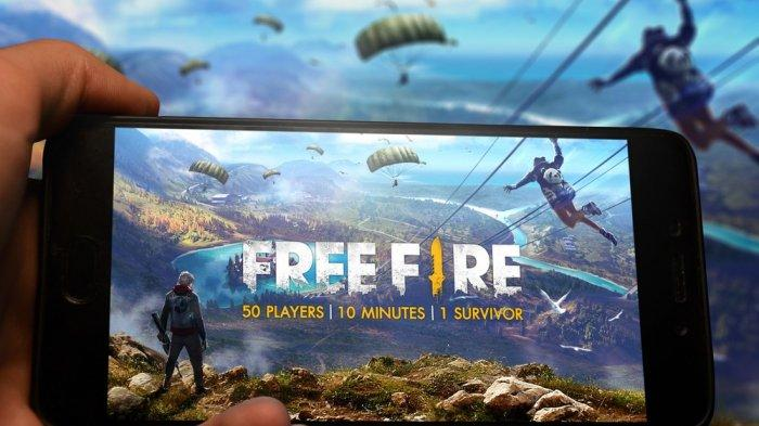 Game 'Free Fire'.