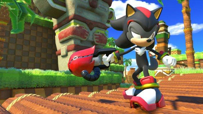 Game Sonic Forces di smartphone.1