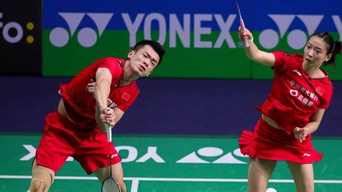 Menangi Laga 25 Menit, Zheng Siwei/Huang Yaqiong Rebut Gelar Juara Indonesia Masters 2020