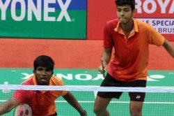 Ganda Putra Nomor Satu India Kesal Kembali Dibuat Menderita oleh Ahsan/Hendra di Thailand Open 2021
