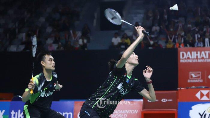 Rekap Hasil Final German Open 2019: Hafiz/Gloria Runner Up, Jepang Juara Umum