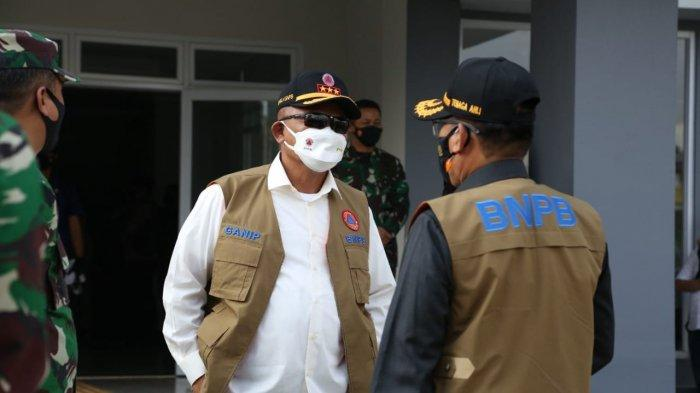 Ketua Satgas Covid-19 Tinjau Kesiapan Wisma Jalak Harupat, Ada 44 Kamar untuk 80 Pasien