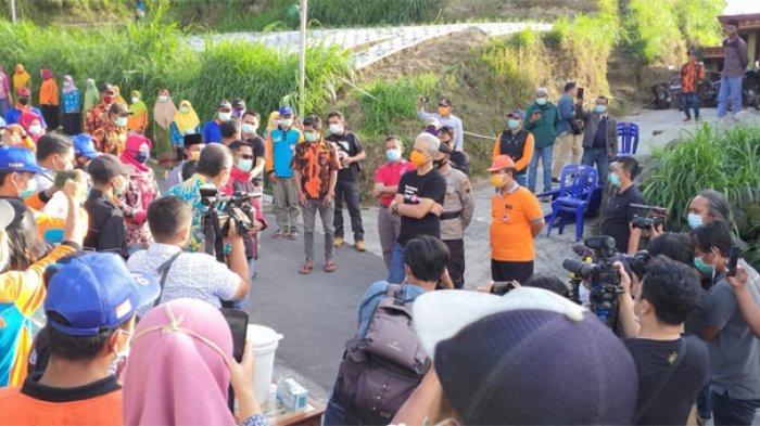 Merapi Siaga, BPBD Boyolali Persiapkan Jalur Evakuasi Hingga Menempatkan Alat Transportasi